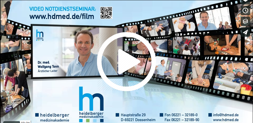 Video Notdienstseminar